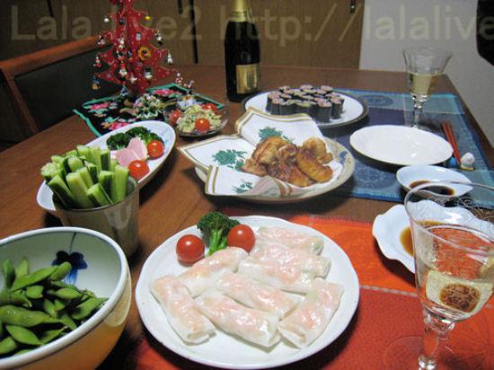 Chiristmas_dinner20101225